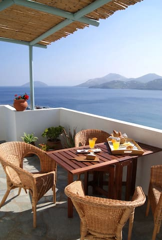 Asterias Leros - Apartment - Pandeli  - Bed & Breakfast