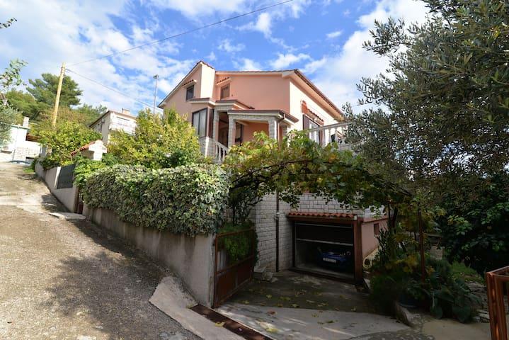 Apartman Mandarina, family app., sunny, green yard - Mali Lošinj - Pis