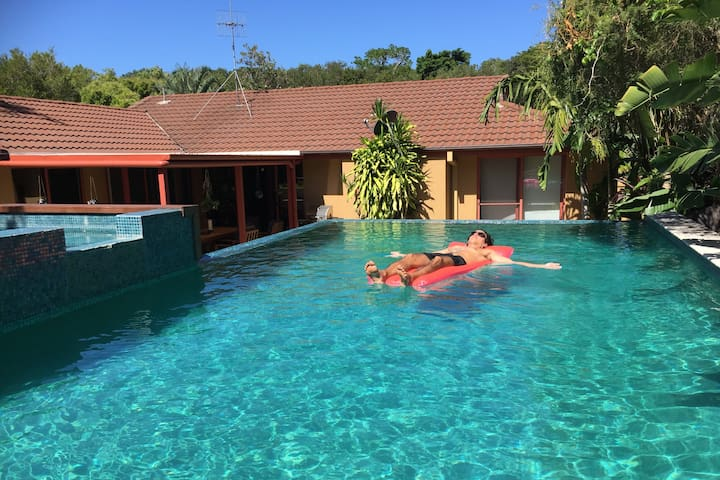 A Place in Byron Bay - Serendipity House
