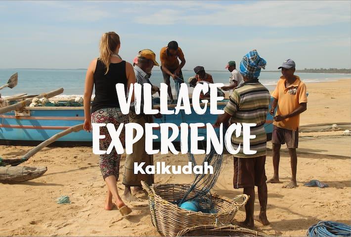 Duara Village Experience, Kalkudah