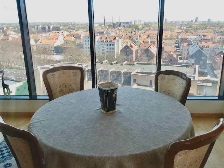 Klaipeda Apartment with a View