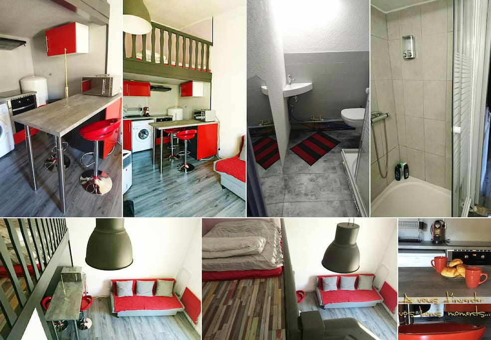 Appartement 4p centre historique montpellier flats for - Piscine montpellier pitot ...