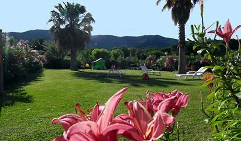 App.to a 400m dal mare con giardino - Marina di Campo - Appartement