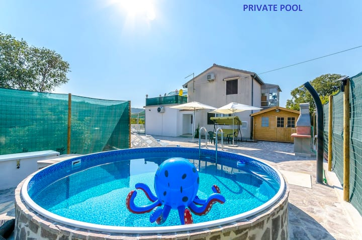 Three Bedroom Apartment, in the countryside in Marina, Outdoor pool, Terrace