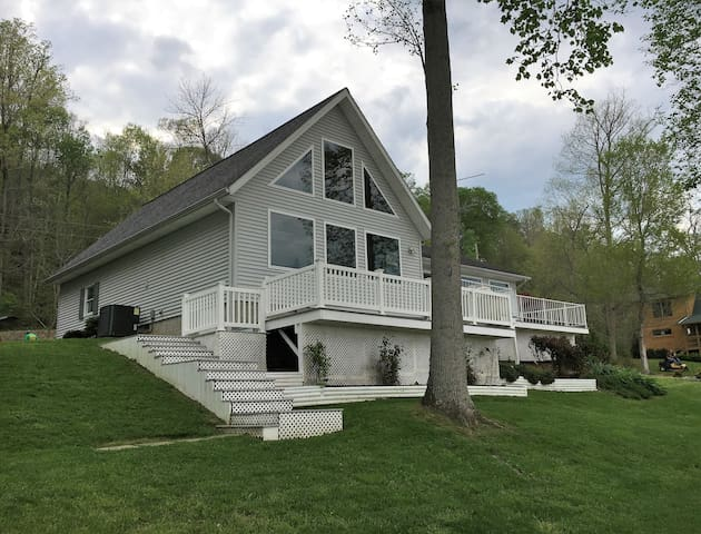 Scenic River Cottage - Cannelton - Vacation home