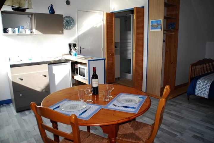 Studio meublé Jacinthe près Honfleur et Etretat