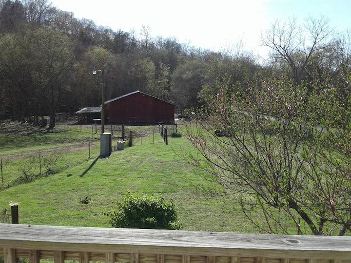 BillyJacks Farm Lynchburg, TN RV Camping Site #2