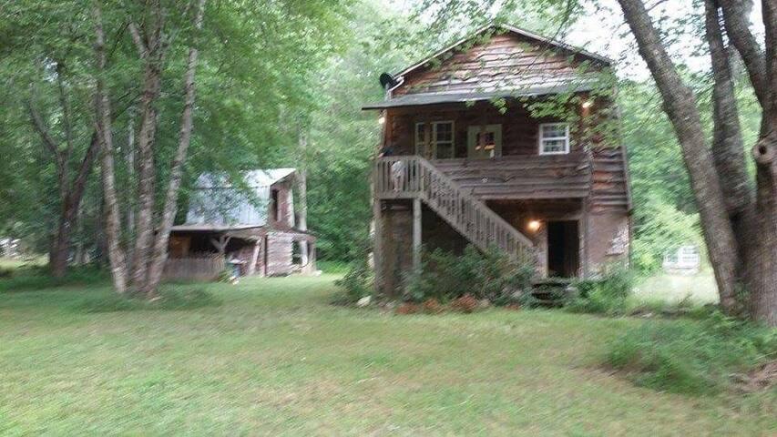 Cozy Murphy cabin - Murphy - Cabaña