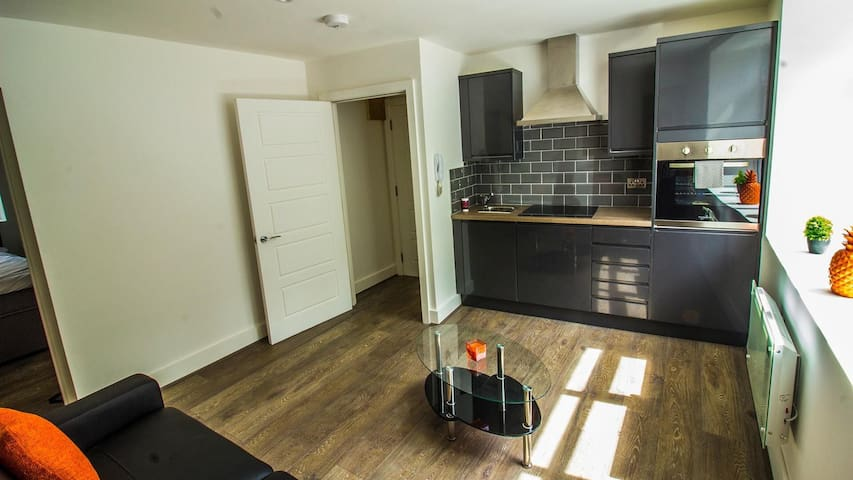 Mansel Place Apt 1 - Heart Of The City Centre