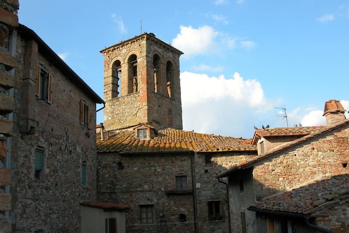 La Casa Cantabria - Historic Centre of Anghiari