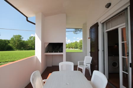 Pleasant detached house, terrace with bbq