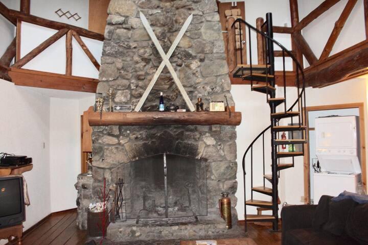 SKI GORE! Cozy cabin in private resort