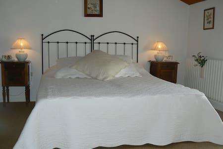 AlombreduFiguier 10'La Rochelle ch1 - Longèves - Bed & Breakfast