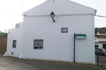 CASA BLANCA - Cuevas del Becerro - 独立屋