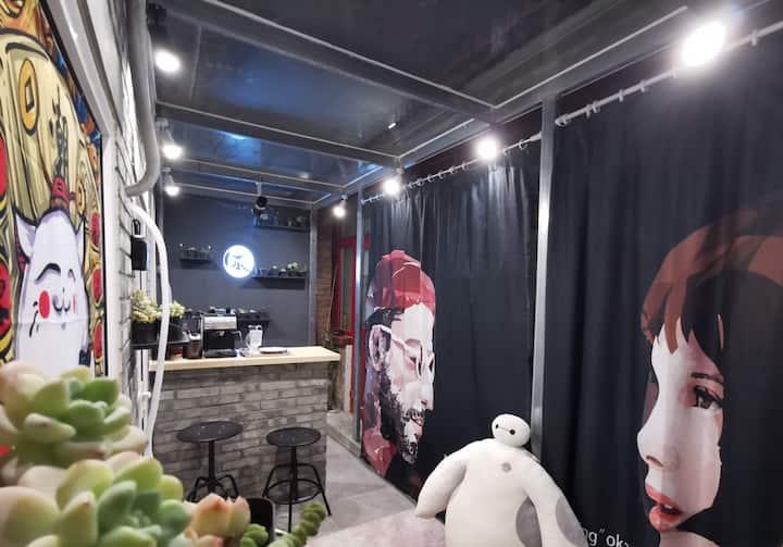 【近期租房好商量】宿京城#3 Pub合院两居/近天安门鼓楼后海南锣鼓巷烟袋斜街北海