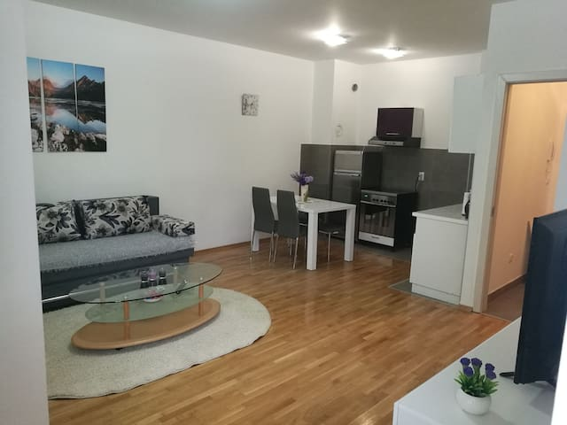 Apartment on the day center of Banja Luka