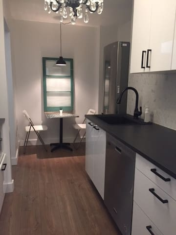 Newly renovated Shared Unit with a modern  touch