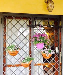 Tivoli: LA CASA DI CAMPAGNA RESIDENZA TURISTICA - Villaggio Adriano - บ้าน