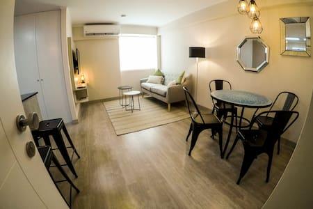 Modern apartment 2BR/2BTH in cultural Barranco