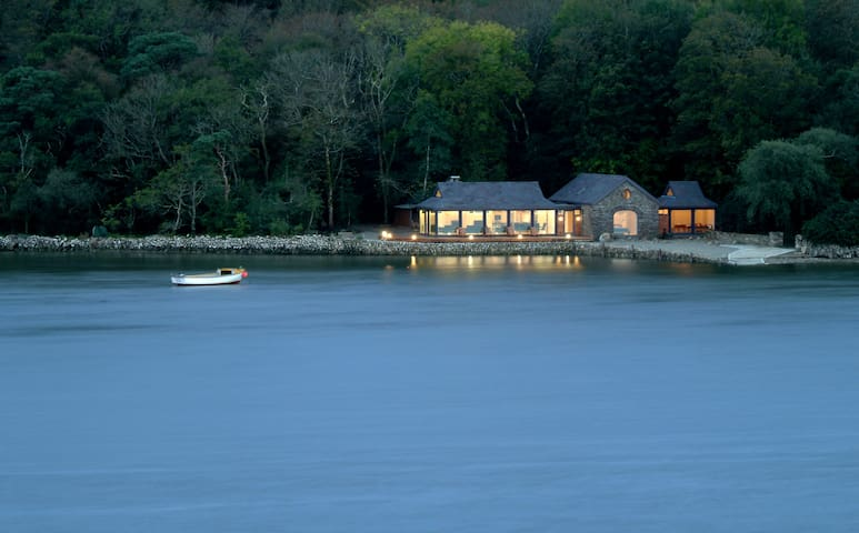 The Boat House, Inish Beg Estate