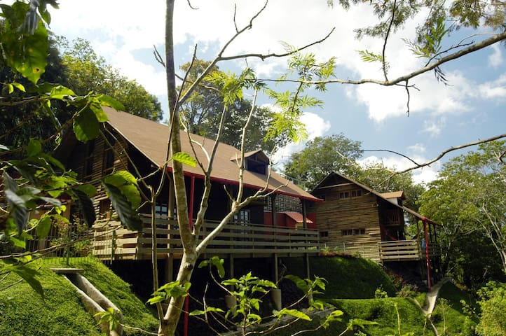 Lovely Cabin in Comasagua  (Maquilishuat)