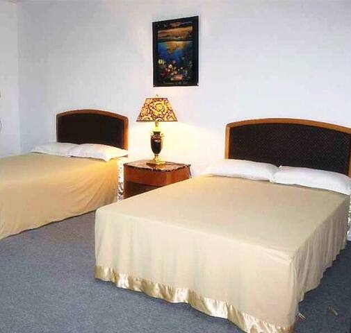天宁岛洛瑞林恩酒店 Tinian Lorilynn Hotel Room4