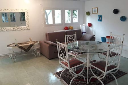 Cosy Private Room in Sidi Bousaid