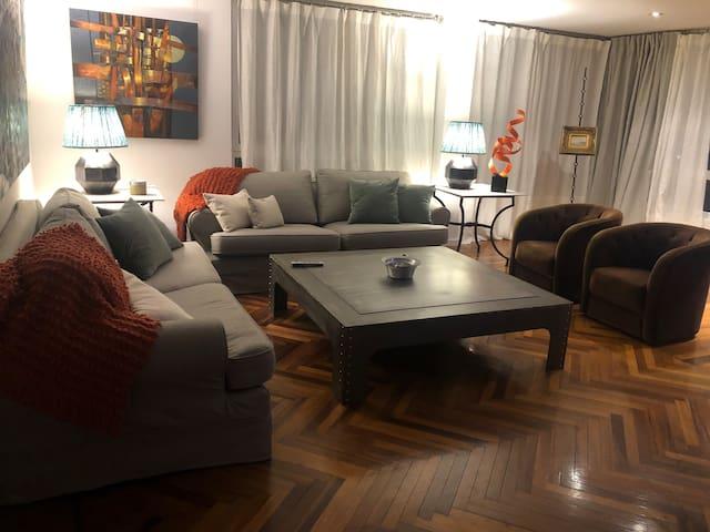 Apartamento Exclusivo Zona Hotel Real de Santander