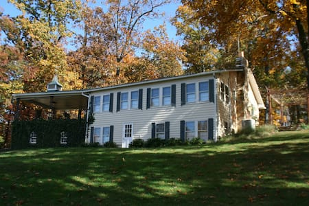 Incredible Country Home w/Heated Pool and Hot Tub - Middleburg