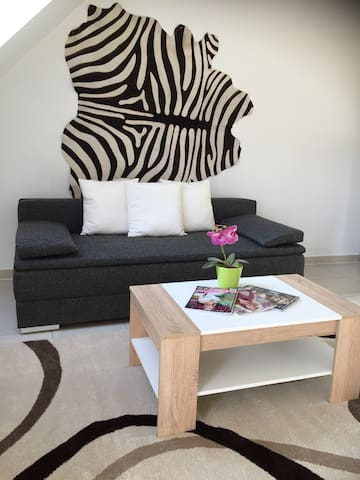 Instyle Residences, (Himberg), Deluxe Appartement 42/9, 43qm, 1 Schlafzimmer, max. 4 Personen