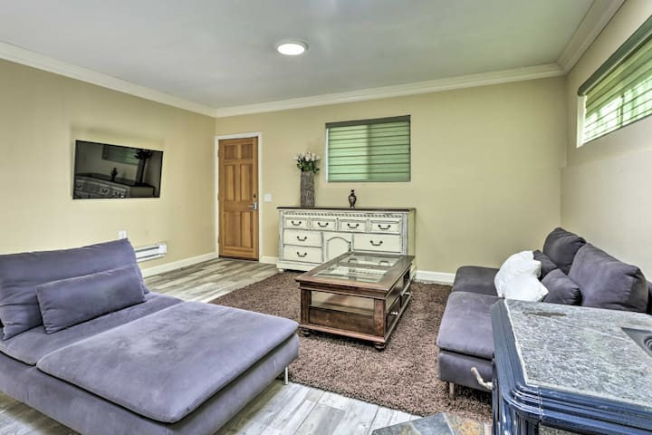 NEW! Castro Valley Studio, 28 Mi to Dwtn San Fran!