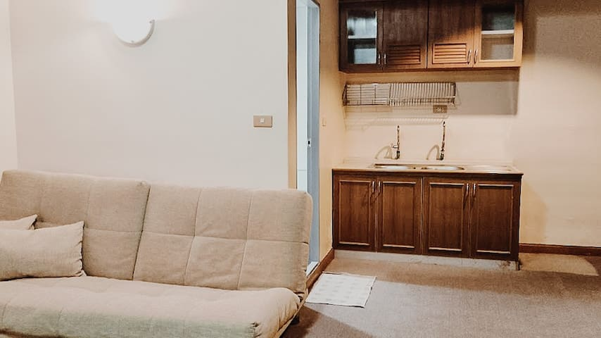 32nd Floor - Napalai Place Condominium  (56 Sq.m.)