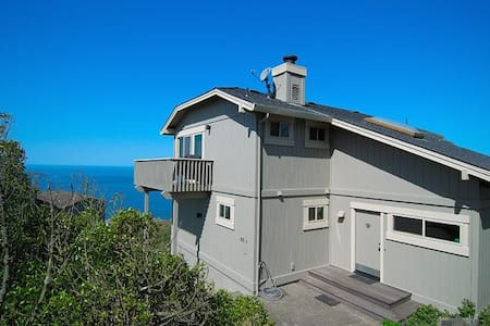 Above and Beyond- Dillon Beach home w/ great views - 딜론 비치(Dillon Beach) - 단독주택