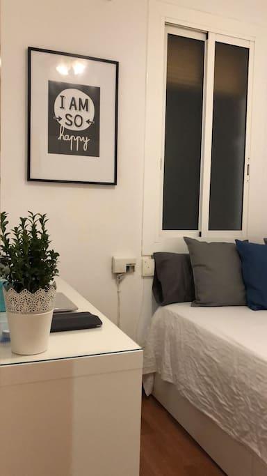 Room/Habitación