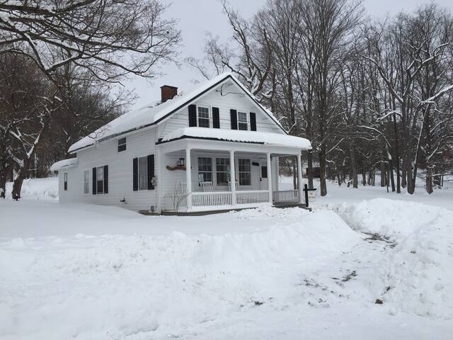 The Cottage at Harding Farm Clinton - Clinton - Dom