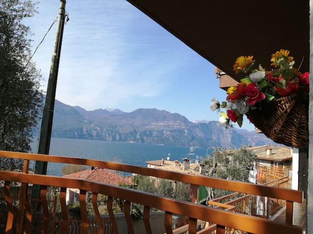 """""""CASA ANTONELLA""""   Lago di Garda - Brenzone sul Garda - Departamento"""