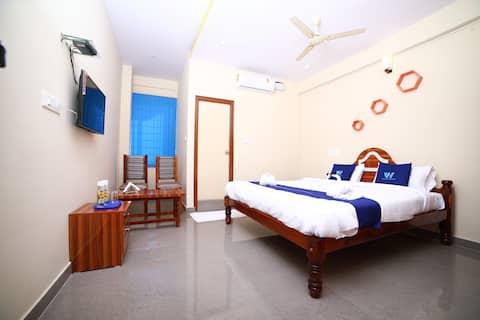 Clean Comfy Rooms