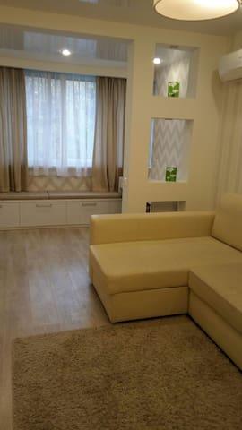 2-ух комнатная квартира в центре Сочи