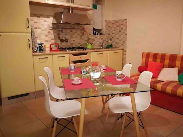 Appartamento zona centrale, L'Aquila