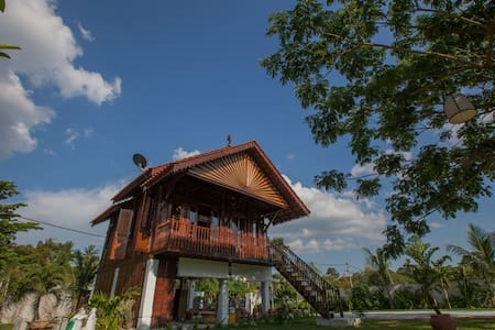 The Happy 8 Retreat X Kampung House - イポー