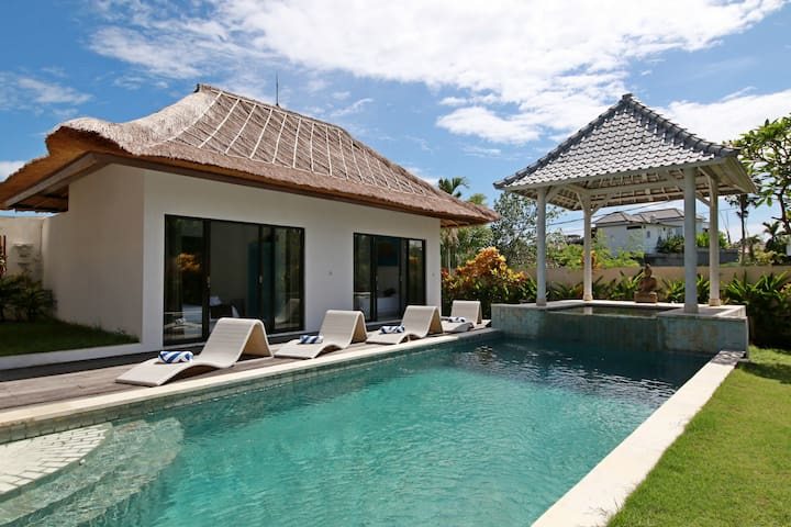 Deluxe Villa Pool and Jacuzzi - North Kuta - Villa