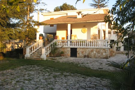 Villa Tonia, country, sea and relax in Puglia - Vila