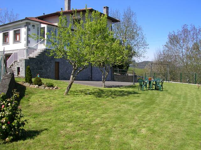Habitacion en apartamento rural - San Martín de Bada - Holiday home