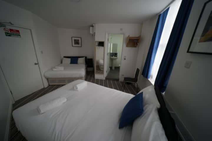 Triple Room 13 min to Tower Bridge/Tower of London