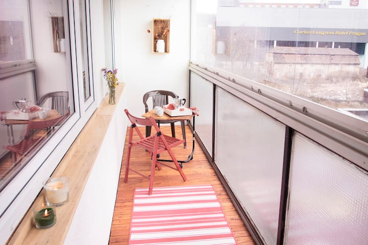 ☼ Balcony Sun ☼ Big Room in Beautiful Home