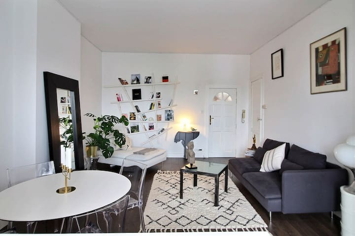 Superb apartment in the heart of Saint-Gilles