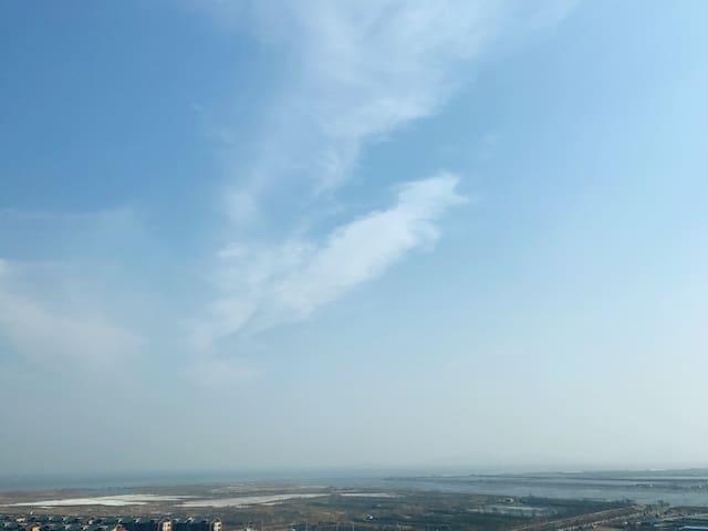 高级海景日租公寓 - Huludao - Leilighet