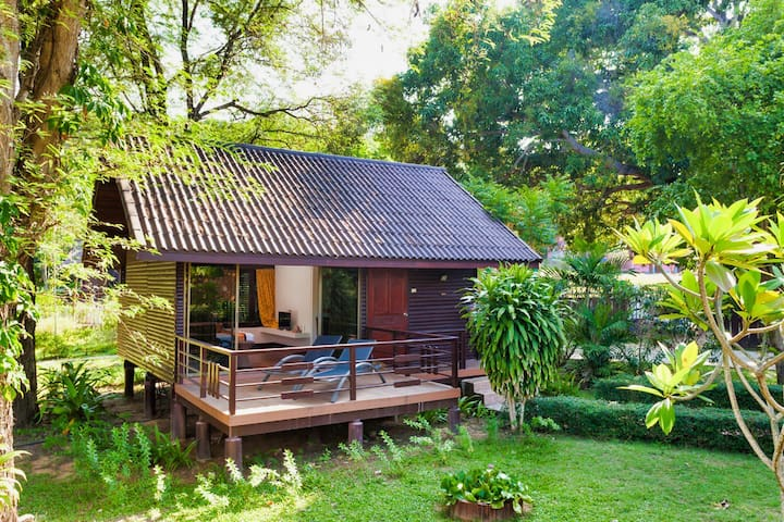Perfect Phi Phi Garden Cottage!