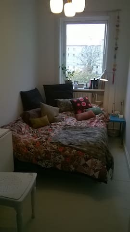 Nice room in the flourishing Copenhagen NV - Kodaň - Byt