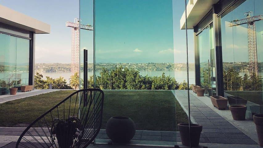 Casa del lago de la Arquitecta - Tequesquitengo  - Rumah